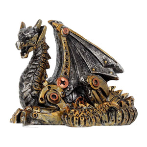 Mechanical Hatchling Dragon 11cm