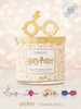 Harry Potter Magical Moments Candle - 925 Sterling Silver Magical Moments Ring Collection