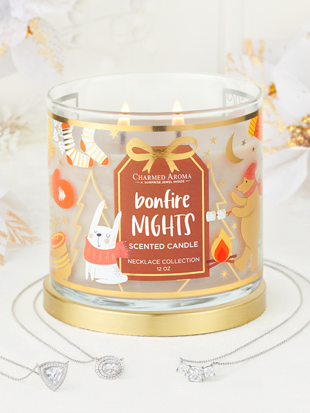Bonfire Nights Candle - Necklace Collection
