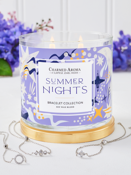 Summer Nights Candle - Bracelet Collection