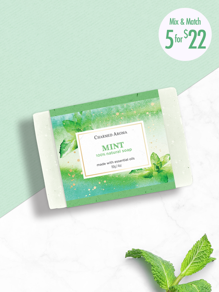 Mint Bar Soap