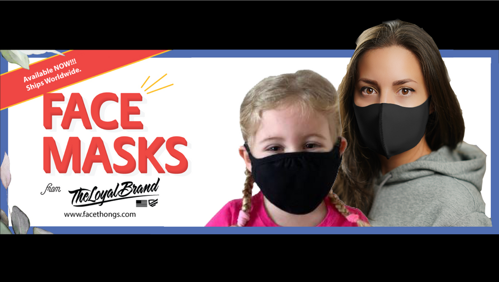face mask the loyal brand