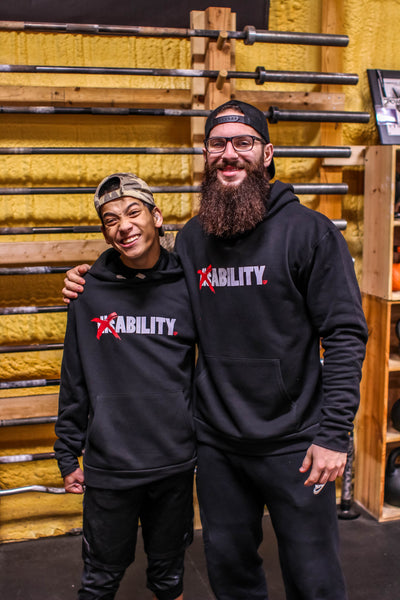disABILITY Hoodie | @smiles_taylor