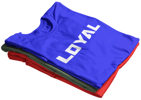 Loyal Logo T-Shirt