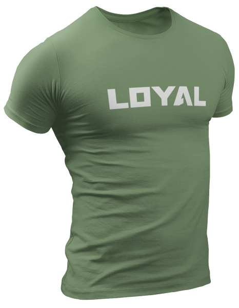 loyal-white-logo-tee