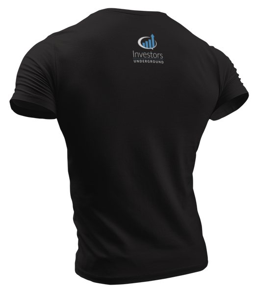 Come Prepared T-Shirt | Investors Underground