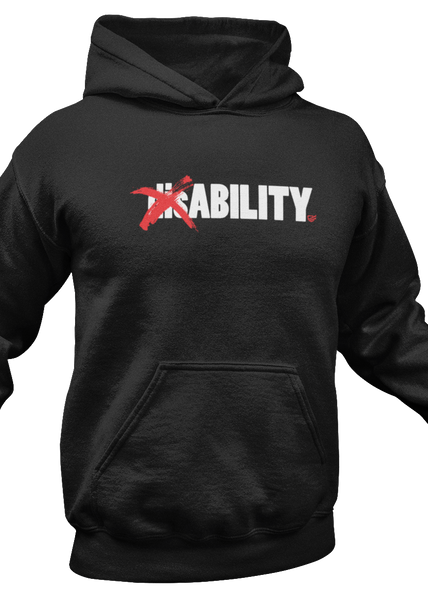 ..disABILITY Hoodie