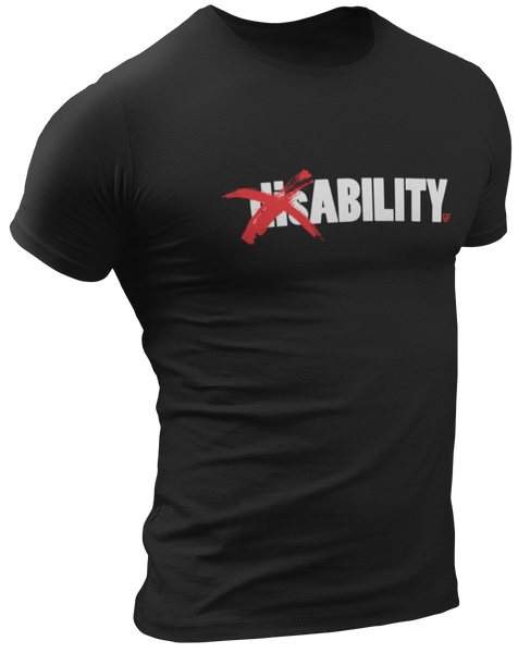 disablility t-shirt tee shirt
