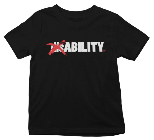 disABILITY Youth T-Shirt