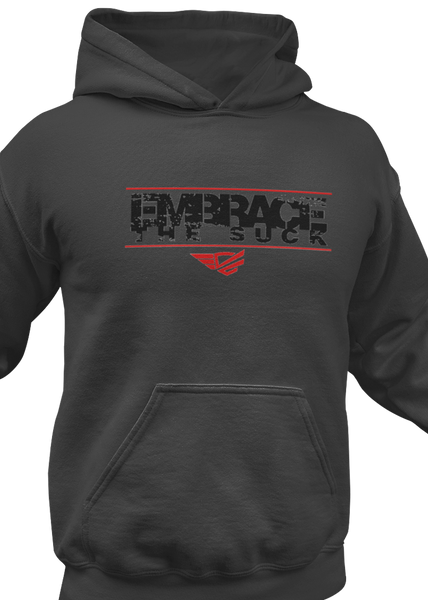 Embrace the Suck Pullover Hoodie