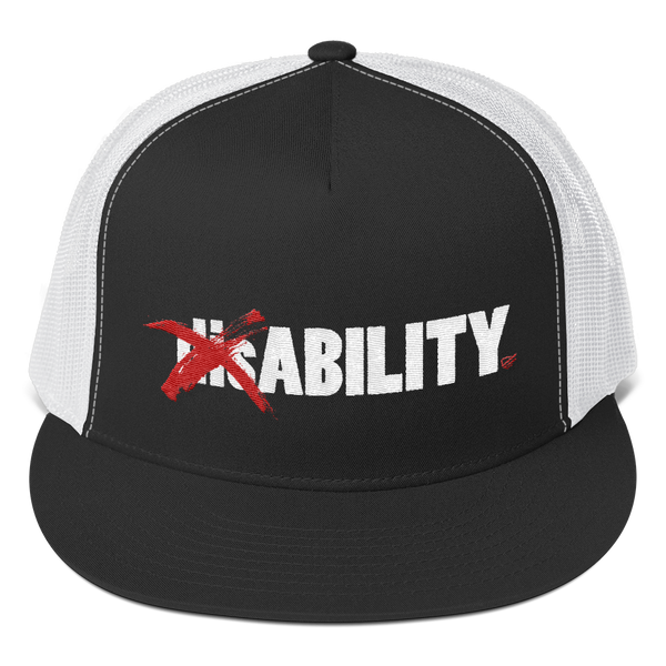 disABILITY Mesh Back Hat