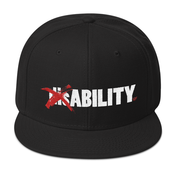 disABILITY | Snapback Hat