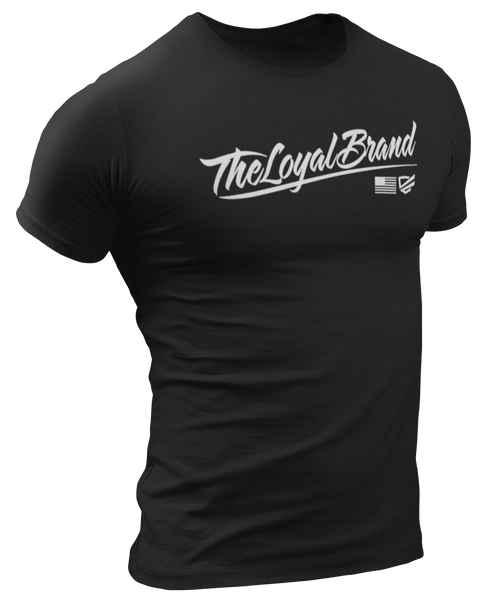 ..The Loyal Brand Script T-Shirt