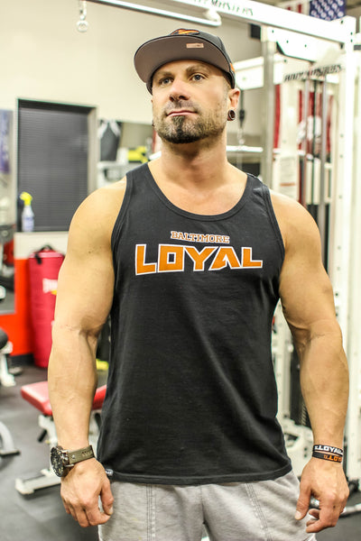 Baltimore Loyal Men's Tank | The Loyal Brand