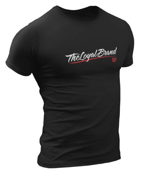 The Loyal Brand Script T-Shirt