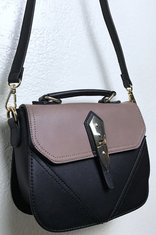 Parkway Place Crossbody Saddle