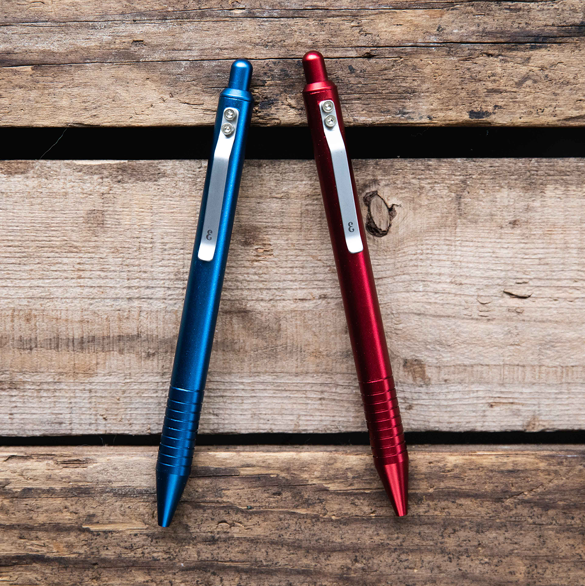 Grafton Pen | Crimson