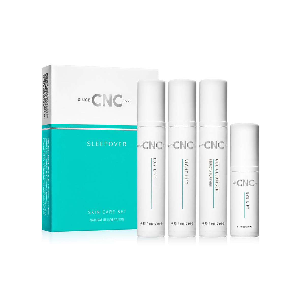 Travel Size Anti Aging Skincare from CNC botanics