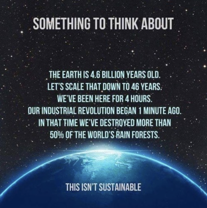 Sustainability... what does that mean?