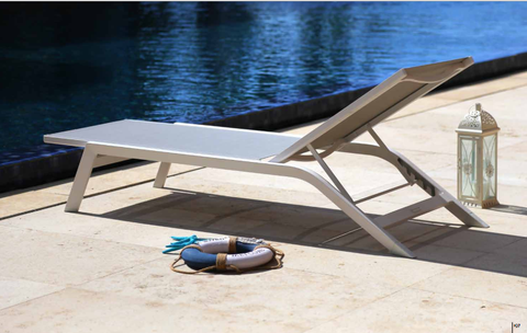 Zambri Single Lounger