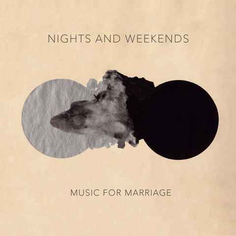 "Nights & Weekends 'Music for Marriage' 12"" Vinyl"