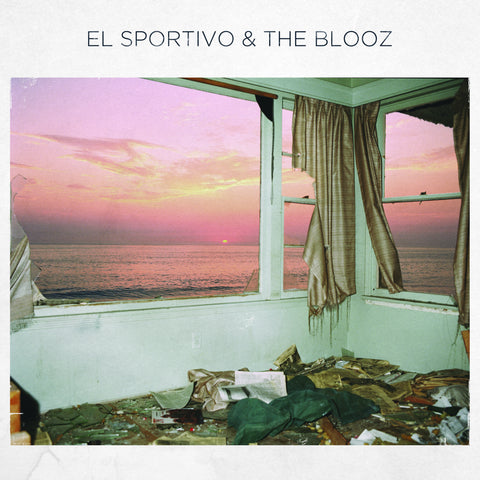 El Sportivo & The Blooz 'El Sportivo & The Blooz EP' Digital