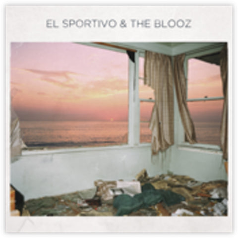 El Sportivo & The Blooz 'El Sportivo & The Blooz EP' 12""