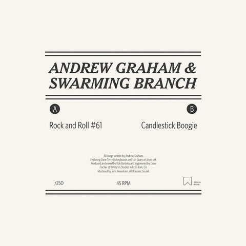 Andrew Graham & Swarming Branch 10""