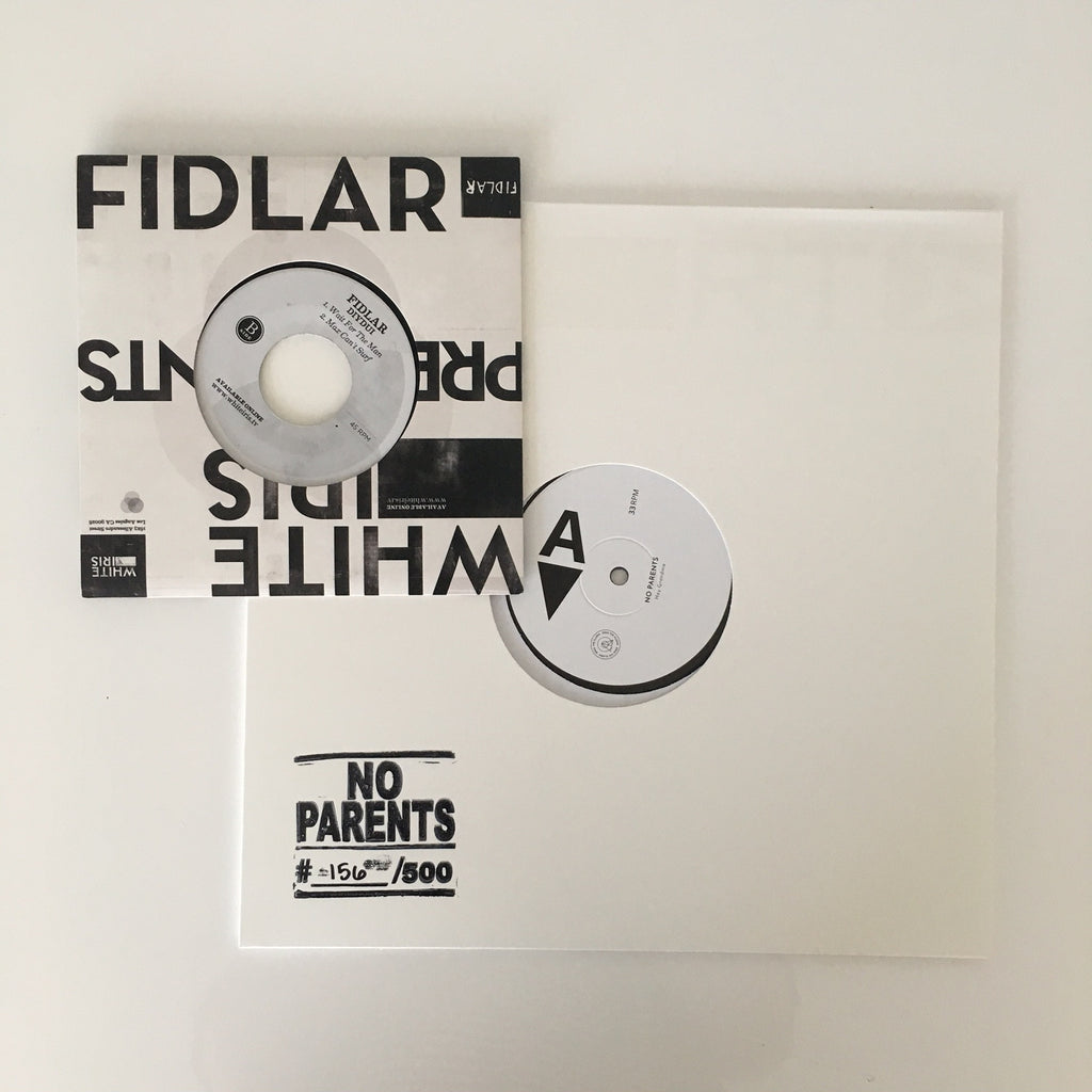 No Parents + Fidlar Combo