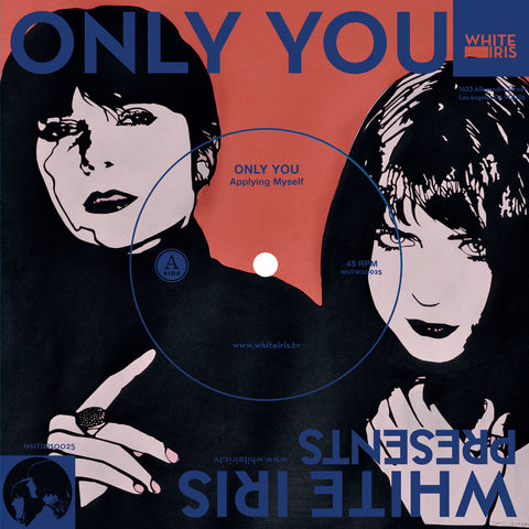 Only You 'Applying Myself / Love Is Making Me Tired' 7""