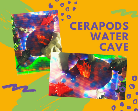 Cerapods water cave