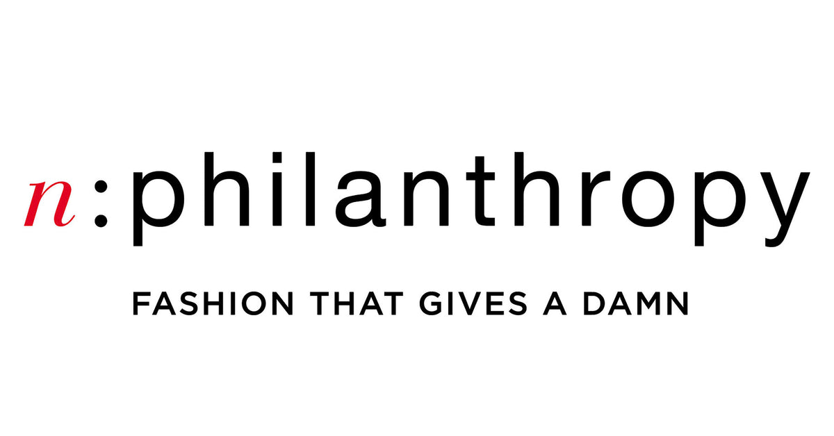n:philanthropy | Buy Clothes for a Good Cause