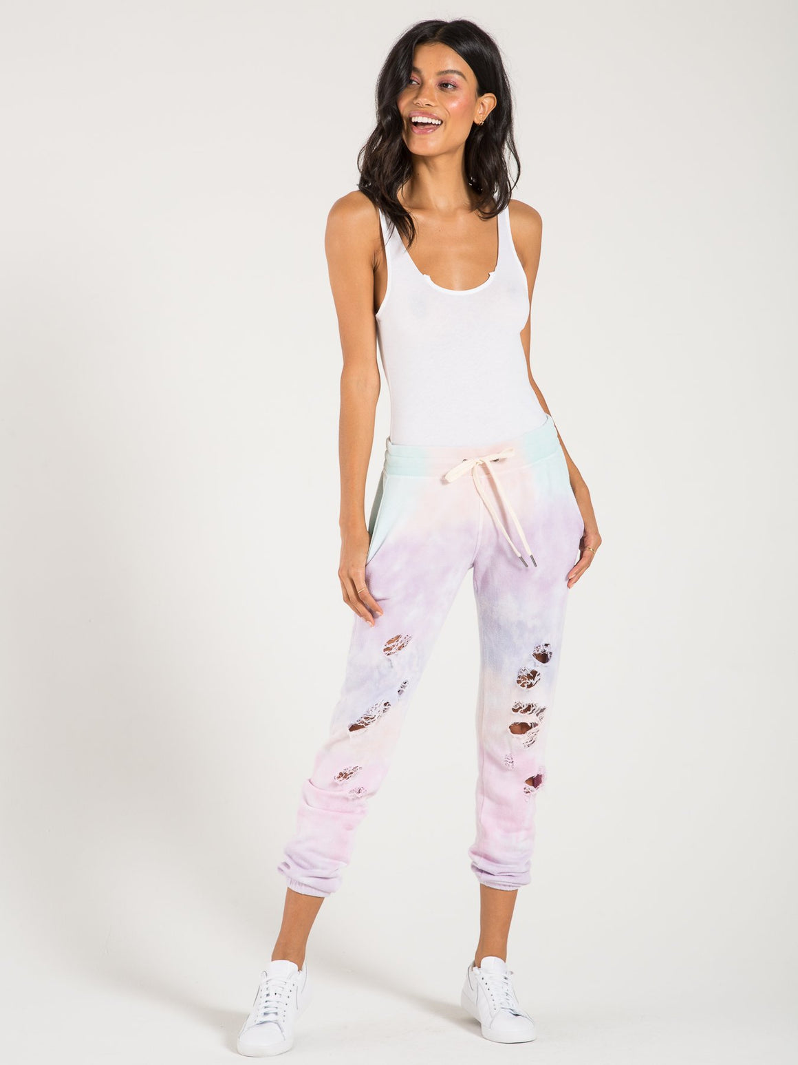 ROAD JOGGER (TIE DYE)Bottoms - n:Philanthropy