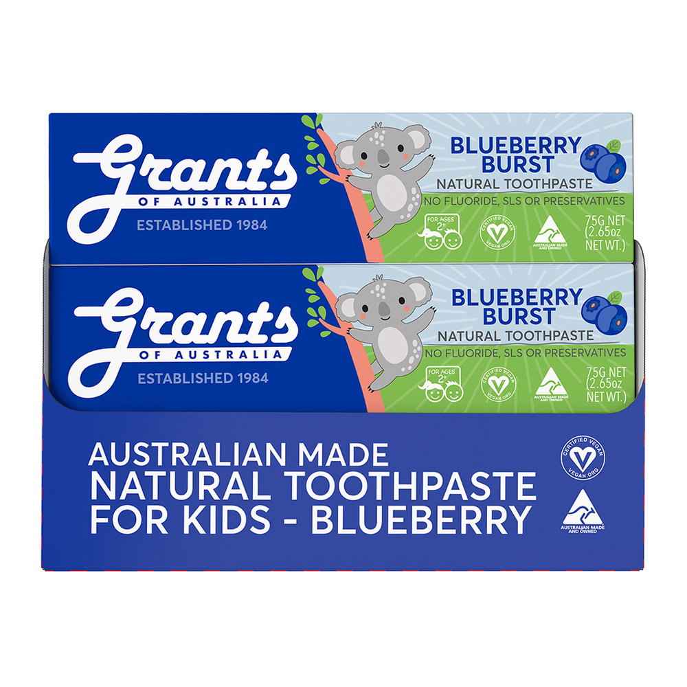 BULK BUY KIDS TOOTHPASTE - SAVE 15%