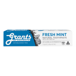 Fresh Mint Natural Toothpaste - Fluoride Free - 110g