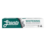 Whitening with Spearmint Natural Toothpaste - Fluoride Free - 110g