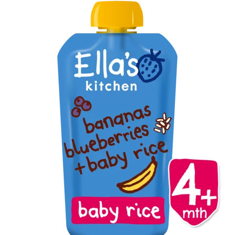 Ellas Kitchen	Raspberry Apple Buckwheat (Org)	7x120g