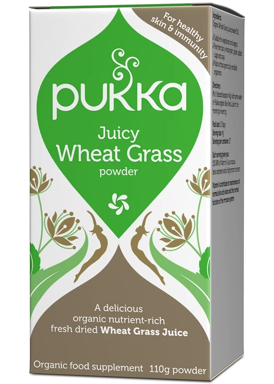 Pukka - Juicy Wheat Grass Powder