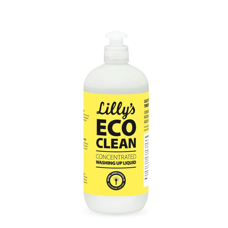 Lillys - CONCENTRATED WASHING-UP LIQUID 6x500ML