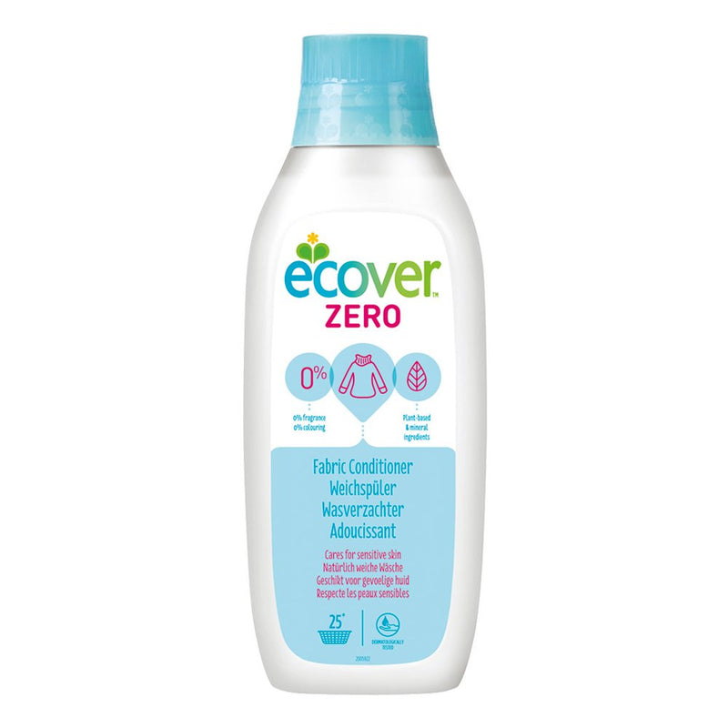 Ecover	Fabric Conditioner Zero	12x750ml