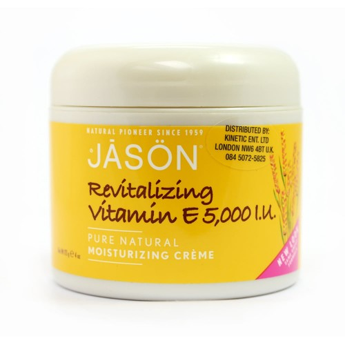 Jason - Revitalizing Vit E Cream 5000iu