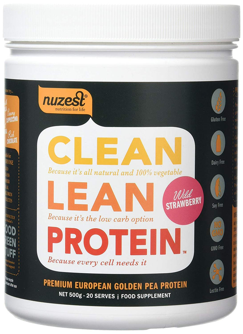 Nuzest - Wild Strawberry CLP