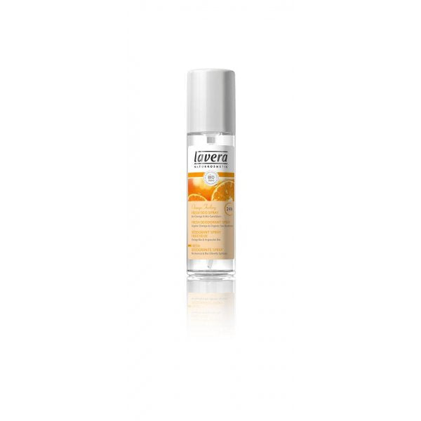 Lavera - Orange Feeling Fresh Deodorant Spray