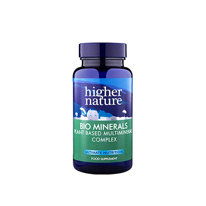 Higher Nature - Bio Minerals New Formula