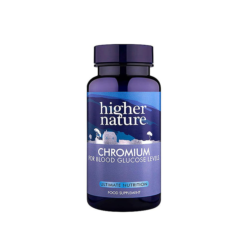 Higher Nature - Chromium Picolinate