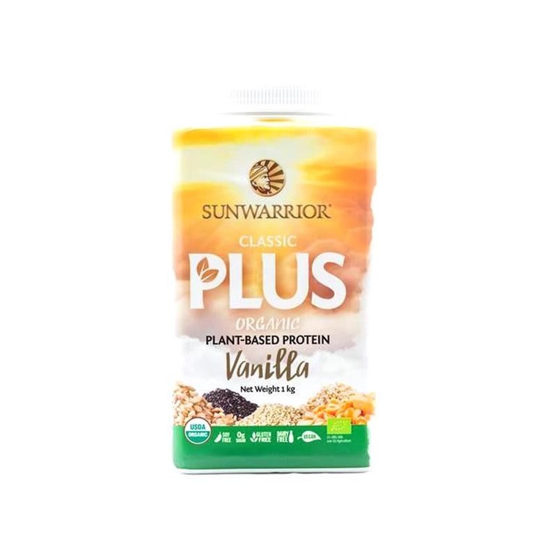 Sun Warrior - Classic Plus Protein Vanilla