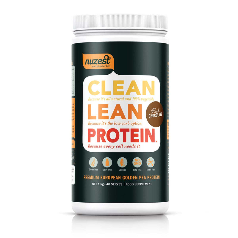 Nuzest - Rich Chocolate CLP 40 Serve