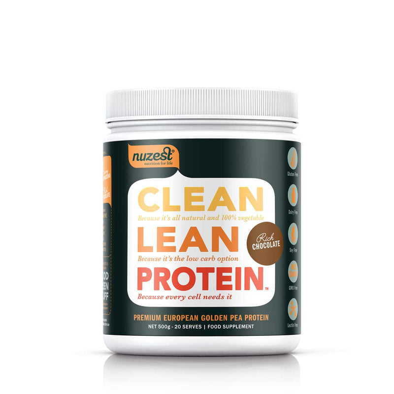 Nuzest - Rich Chocolate CLP 20 Serve
