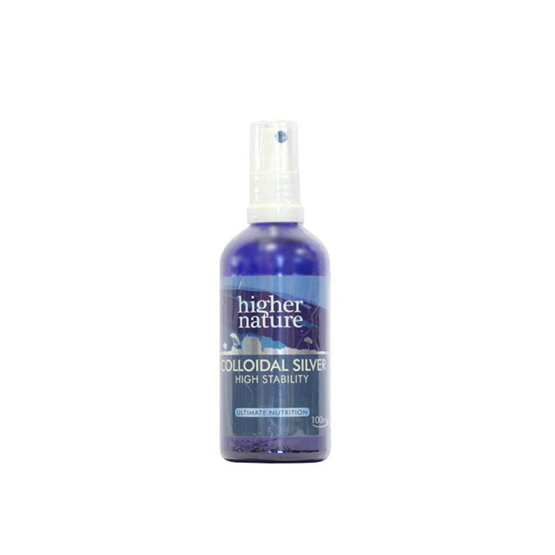 Higher Nature - Colloidal Silver Spray