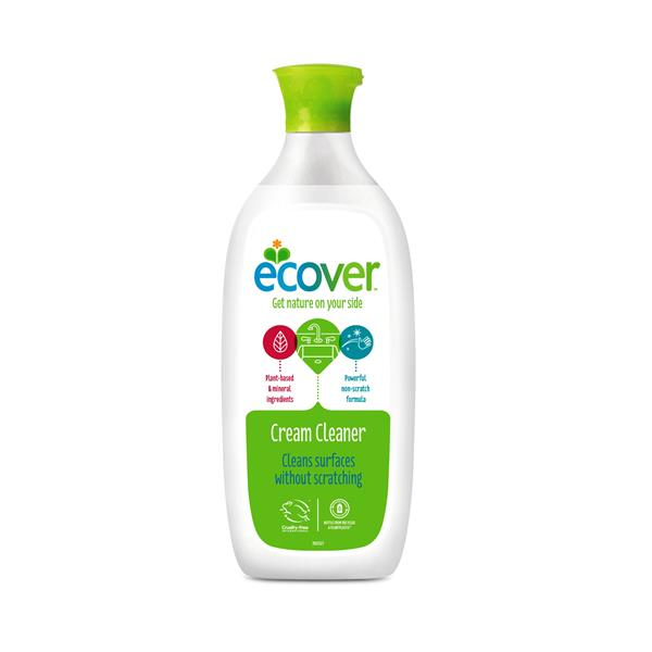 Ecover	Cream Cleaner	12x500ml